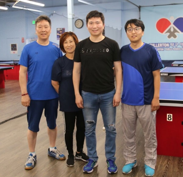 We are professionals, have 35+ Years with Table Tennis